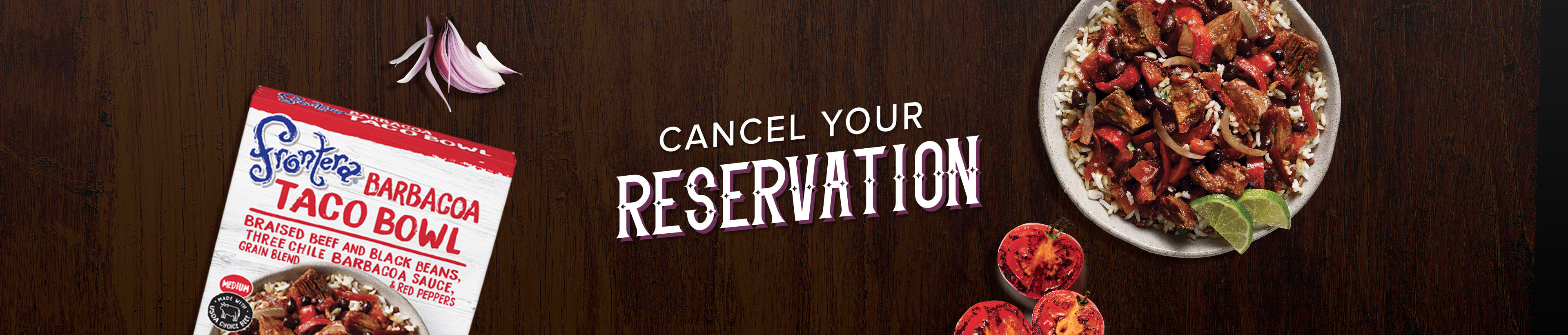 Cancel Your Reservation