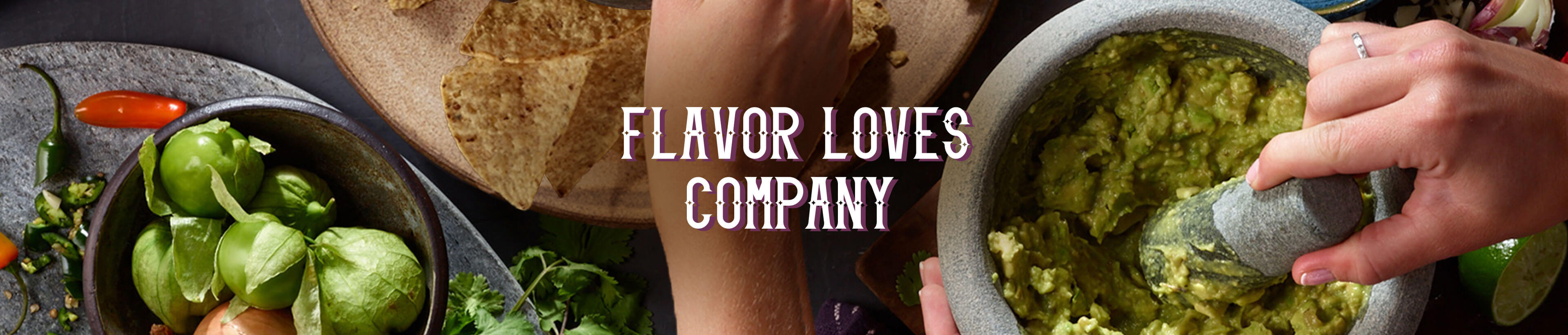 Flavor Loves Company