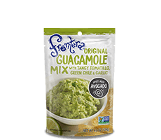 Guacamole Packets and Mixes
